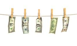 Concept du blanchissage de l'argent illustration de vecteur