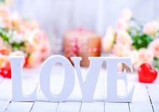 Concept du jour de Valentine Photo stock