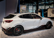 Concept 2014 du sport 3 de club de Mazda photos stock