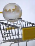Concept of e-commercial Stock Photos