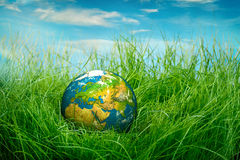 Concept - Earth Day Royalty Free Stock Image