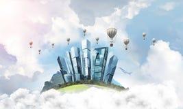 Concept of eco friendly life. Stock Photos