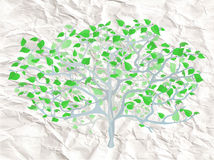 Concept ecologie. Royalty-vrije Stock Afbeeldingen