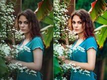 Concept editing, photo retouching. stock photos