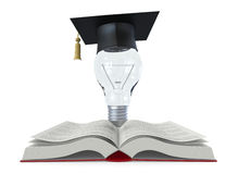 Concept of education Royalty Free Stock Image