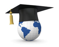 Concept of education Stock Images