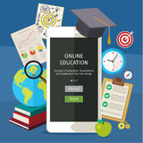 Concept of education Stock Image