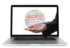 Concept of education Stock Photos