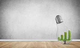Concept efficiënte marketing innovaties Royalty-vrije Stock Foto