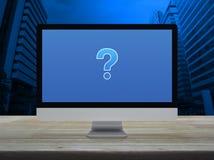 Concept en ligne de service et support de client professionnel photos stock