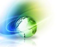 Concept environmental Royalty Free Stock Photo
