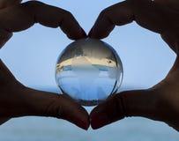 Concept environnemental Image libre de droits