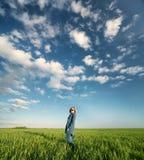 Concept et idée de mode de vie de bonheur Photographie stock