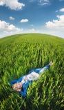 Concept et idée de mode de vie de bonheur Images libres de droits