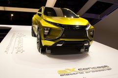 Concept EX de Mitsubishi à Genève 2017 Photo libre de droits