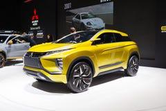 Concept ex de Mitsubishi SUV Photos stock