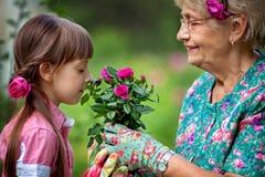Concept faisant du jardinage, de découverte et d'enseignement Photos libres de droits