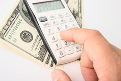 Concept of finances stock photography