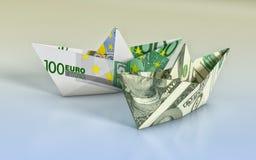 Concept financiën vector illustratie