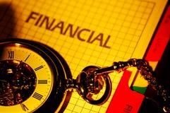 Concept financier photos stock
