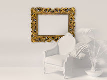 Concept frame Royalty Free Stock Photo