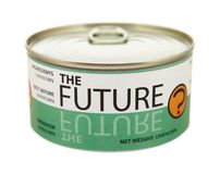 Concept of future. Tin can. Clipping path included Stock Photo