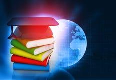 Concept global d'éducation Photographie stock