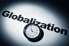 Concept Globalisering royalty-vrije stock foto's