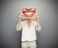 Concept of good mood. Concept photo of good mood royalty free stock photos
