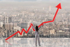 Concept of growth Stock Photo
