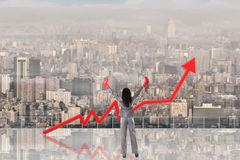 Concept of growth Stock Image