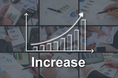 Concept of growth Royalty Free Stock Photo