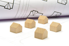Concept of habitation Stock Photography