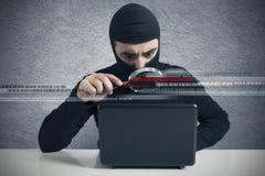 Hakker Stock Foto