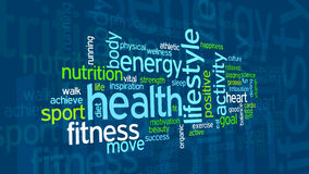 Concept of health and wellness Stock Photo
