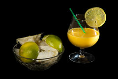Concept of healthy drink Stock Photography