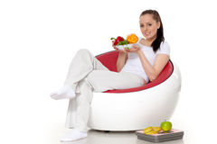 Concept of healthy food. Royalty Free Stock Photo