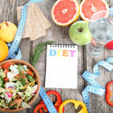 Concept of healthy food . Stock Image