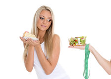 Concept of healthy food. Stock Images