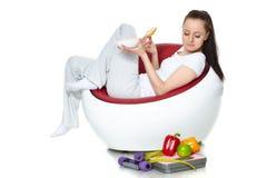 concept healthy lifestyle стоковое изображение