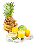 Concept of healthy lifestyle Royalty Free Stock Image