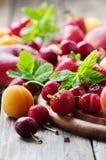 Concept of healthy vegan dessert Stock Photography