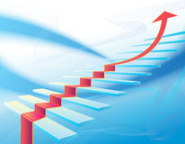Concept het bedrijfs van het Succes Royalty-vrije Stock Foto