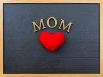 Concept heureux de jour du ` s de mère Photo libre de droits