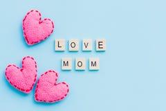 Concept heureux de jour du ` s de mère Image libre de droits