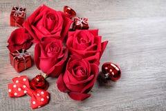 Concept heureux de jour du ` s de Valentine Photo stock