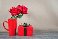 Concept heureux de jour du ` s de Valentine Image stock