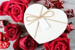 Concept heureux de jour du ` s de Valentine Photographie stock libre de droits