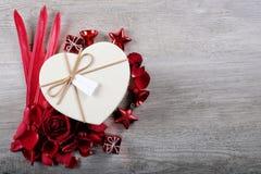 Concept heureux de jour du ` s de Valentine Image libre de droits