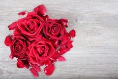 Concept heureux de jour du ` s de Valentine Photographie stock